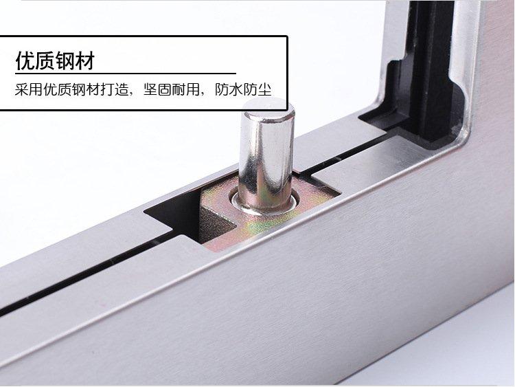 玻璃门夹-S-040